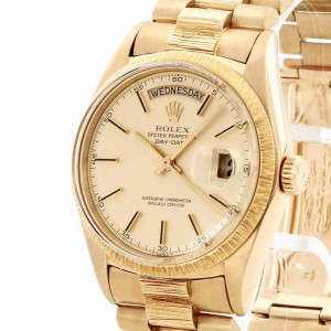 Rolex Oyster Perpetual Day-Date 18 k yellowgold Ref. 1807