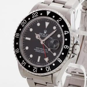 Rolex GMT-Master I aus Edelstahl Ref. 16700