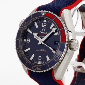 Omega Planet Ocean PyeongChang 2018 Olympic Limited Edition Co-Axial Ref. 522.32.44.21.03.001