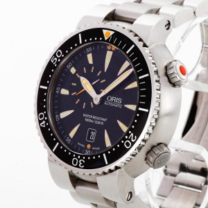Oris Small Second Diver Ref. 64376098454