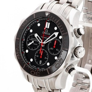 Omega Seamaster Diver 300M Chronograph Ref. 21230445001001