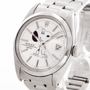 "Rolex Oyster Perpetual Date ""Snoopy"", Ref. 15000"