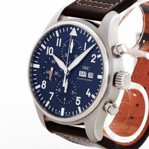 IWC Schaffhausen Le Petite Prince Fliegerchronograph Ref. IW377714