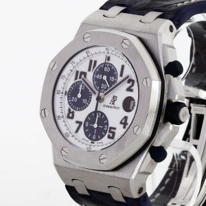 Audemars Piguet Royal Oak Offshore Navy Ref. 26170.ST.OO.D305CR.01