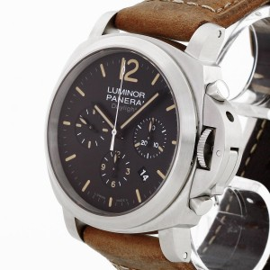 "Panerai Luminor 44 Chronograph ""Daylight"" PAM00356"