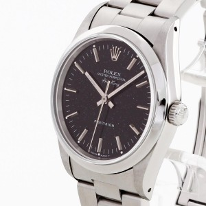 Rolex Airking automatic stainless steel stardust Ref. 14000
