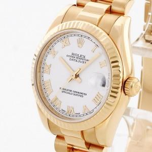 Rolex Oyster Perpetual Datejust Medium 31 Ref. 178278