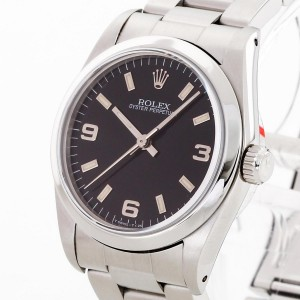 Rolex Oyster Perpetual Edelstahl Ref. 67480