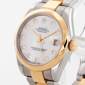 Rolex Oyster Perpetual Datejust 31 Ref. 178243 - LC100