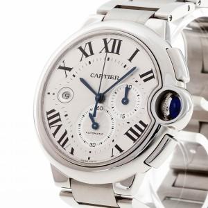 Cartier Ballon Bleu XL Chronograph Ref. 3109W6920003