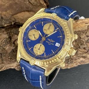 Breitling Chronomat K13050.1 18kt Gelbgold