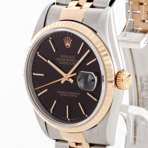 Rolex Oyster Perpetual Datejust 36 LC100 Ref. 16233