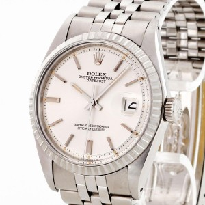 Rolex Datejust Vintage NOS Fullset - Sigma Dial Ref. 1603