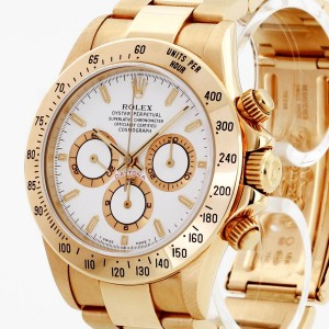 Rolex Oyster Perpetual Cosmograph Daytona Ref. 16528