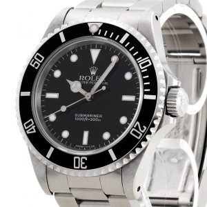 Rolex Oyster Perpetual Submariner Ref. 14060