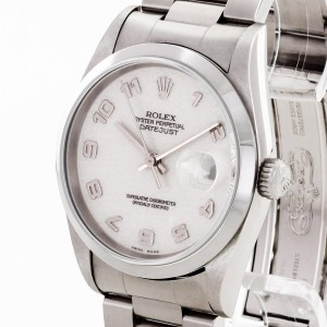 Rolex Oyster Perpetual Datejust 36  Ref. 16200