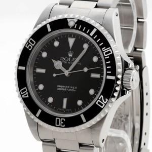 Rolex Submariner No date Ref. 14060