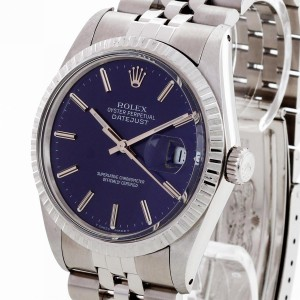 Rolex Oyster Perpetual Datejust Vintage with Papers Ref. 16030