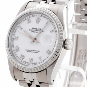 Rolex Oyster Perpetual Datejust 36 LC100  Ref. 16220