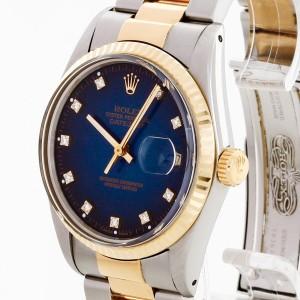 Rolex Datejust Vignette Vintage - Fullset Ref. 16013