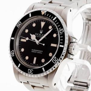 Rolex Submariner Vintage Fullset Ref. 5513
