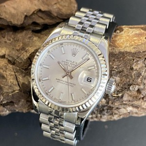 Rolex Oyster Perpetual Datejust Lady - LC100 - Ref. 179174