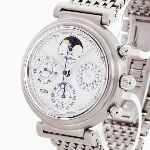 IWC Da Vinci Ewiger Kalender Chronograph Ref. IW3750