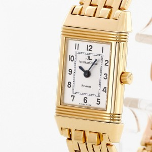 Jaeger LeCoultre Reverso Lady Gelbgold Ref. 260186