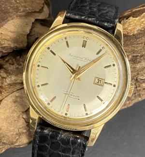 IWC Ingenieur Vintage 18 K Gelbgold Ref. 666AD