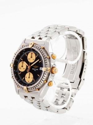 Breitling Chronomat 40 Edelstahl Ref. B13047
