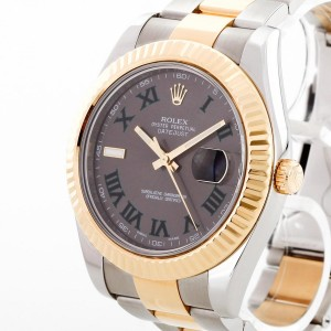 Rolex Oyster Perpetual Datejust II ST/G Ref. 116333