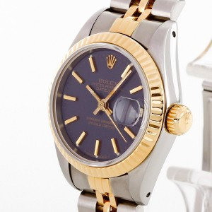 Rolex Oyster Perpetual Datejust Lady Ref. 69173 - LC100