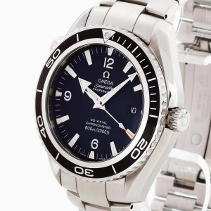 Omega Seamaster Planet Ocean Automatik Edelstahl Ref. 22005000