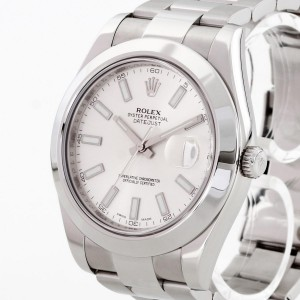 Rolex Oyster Perpetual Datejust II Box/Pass Ref. 116300
