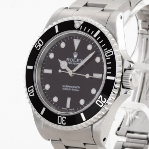 """Rolex Oyster Perpetual Submariner """"No Date"""" Ref. 14060"""