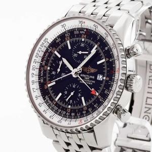 Breitling Navitimer World Chronograph GMT Ref. A24322