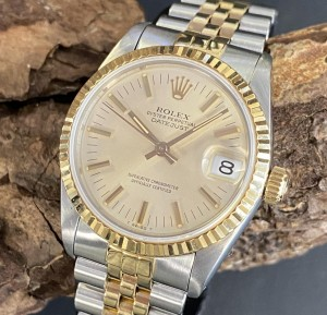 Rolex Oyster Perpetual Datejust Medium Ref. 68273