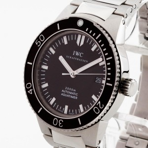 IWC Aquatimer GST 2000 aus Edelstahl Ref. 3536-002