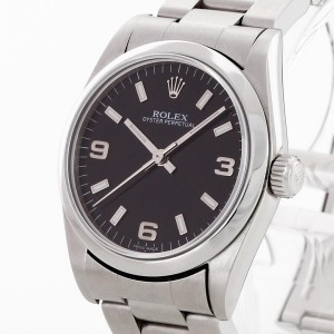 Rolex Oyster Perpetual Edelstahl Ref. 77080