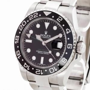 Rolex Oyster Perpetual GMT-Master II Ref. 116710LN aus 2016 EU