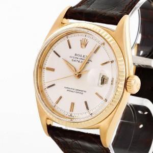 Rolex Datejust 36 mm 18kt Gelbgold Ref. 6605