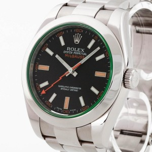 Rolex Oyster Perpetual Milgauss Ref. 116400GV