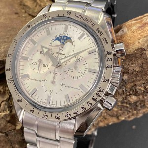 Omega Speedmaster Professional Broad Arrow Chronograph Ref. 35753000