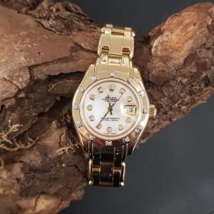 Rolex Pearlmaster Ref. 69318