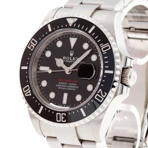 Rolex Sea-Dweller Red Ref. 126600