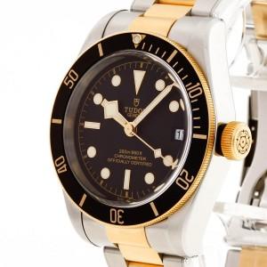 Tudor Black Bay S&G Ref. 79733N