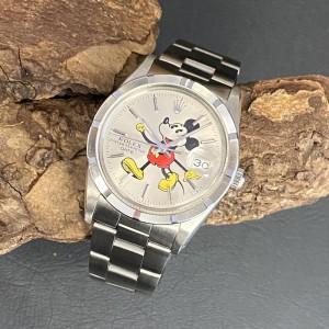 "Rolex Date ""Mickey"" Ref. 15010"