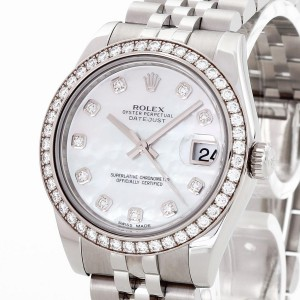 Rolex Oyster Perpetual Datejust 31 mm Ref. 178384