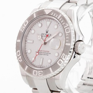 Rolex Oyster Perpetual Yacht-Master 40 Platin Ref. 16622
