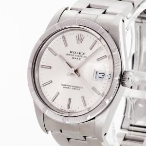 Rolex Oyster Perpetual Date aus Edelstahl Ref. 15010